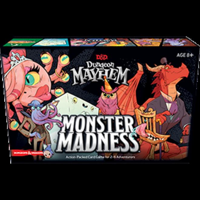 D&D - Dungeon Mayhem Monster Madness