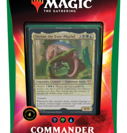 Wizards of the Coast MTG | Ikoria Commander Deck - Otrimi, the Ever-Playful