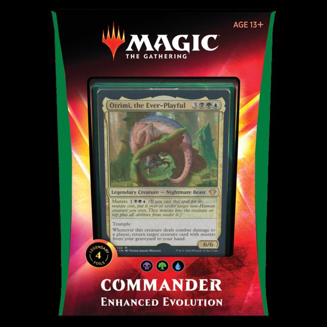 MTG   Ikoria Commander Deck - Otrimi, the Ever-Playful