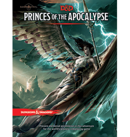 Wizards of the Coast D&D 5E - Elemental Evil: Princes of the Apocalypse