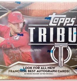 Topps 2020 Topps Tribute Baseball Hobby Box