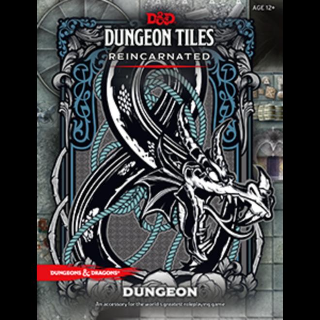 D&D - Dungeon Tiles: Reincarnated - Dungeon