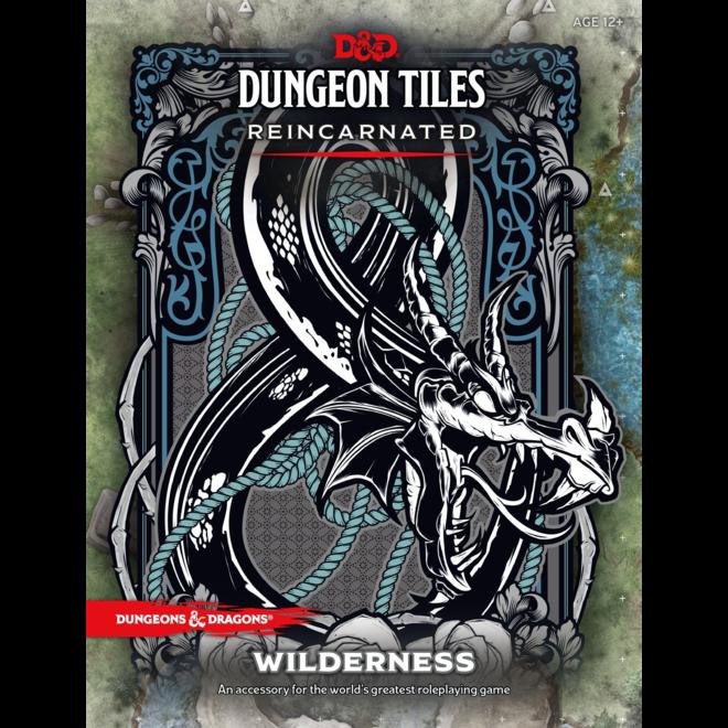D&D - Dungeon Tiles: Reincarnated - Wilderness