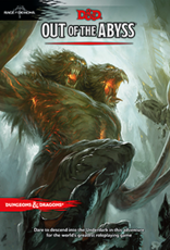 Wizards of the Coast Dungeons & Dragons 5E - Out of the Abyss