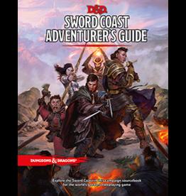 Wizards of the Coast D&D 5E - Sword Coast Adventurer's Guide