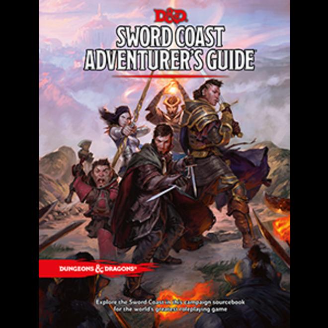 D&D: 5E - Sword Coast Adventurer's Guide