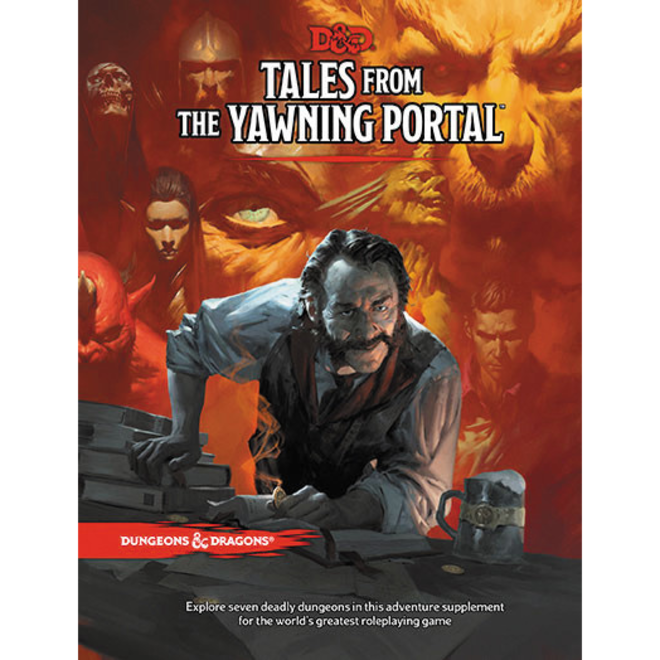 Dungeons & Dragons: 5th Edition - Tales from the Yawning Portal