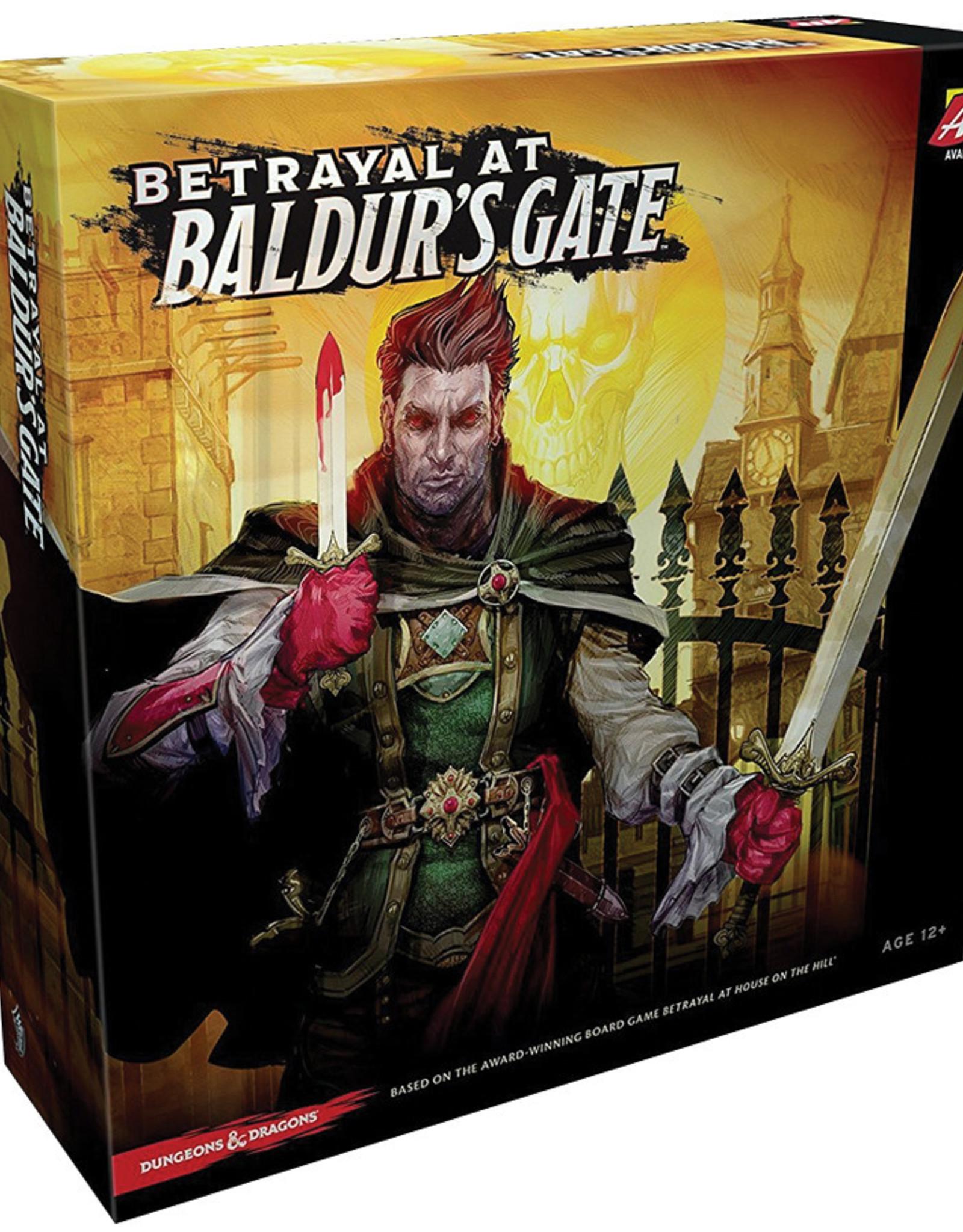 Wizards of the Coast Betrayal at Baldur`s Gate