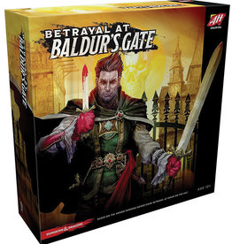 Wizards of the Coast Betrayal at Baldur`s Gate