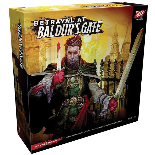 Betrayal at Baldur`s Gate