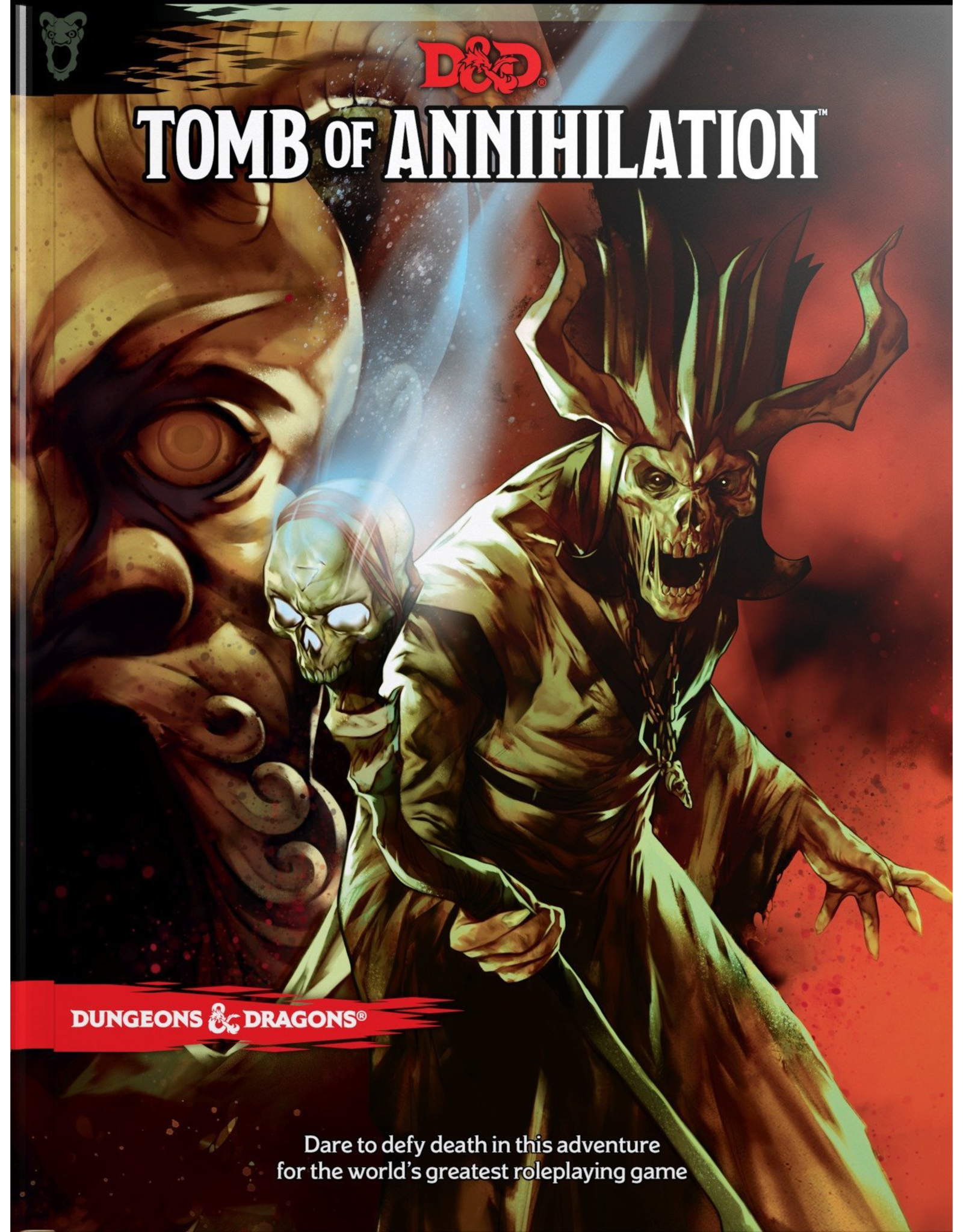 Wizards of the Coast Dungeons & Dragons 5E - Tomb of Annihilation