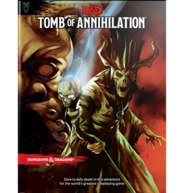 Wizards of the Coast D&D 5E - Tomb of Annihilation