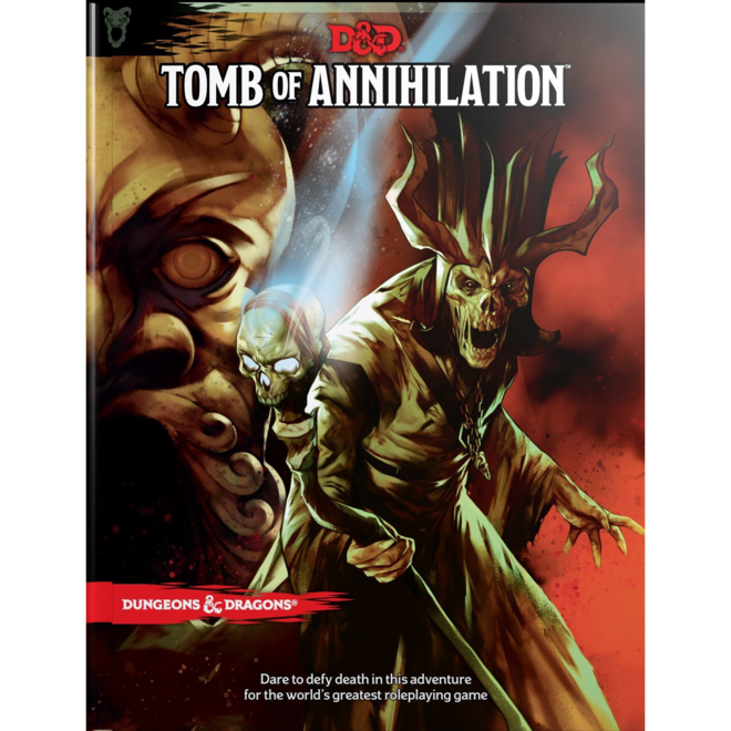 Dungeons & Dragons: 5th Edition - Tomb of Annihilation