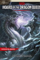 Wizards of the Coast Dungeons & Dragons 5E - Tyranny of Dragons: Hoard of the Dragon Queen