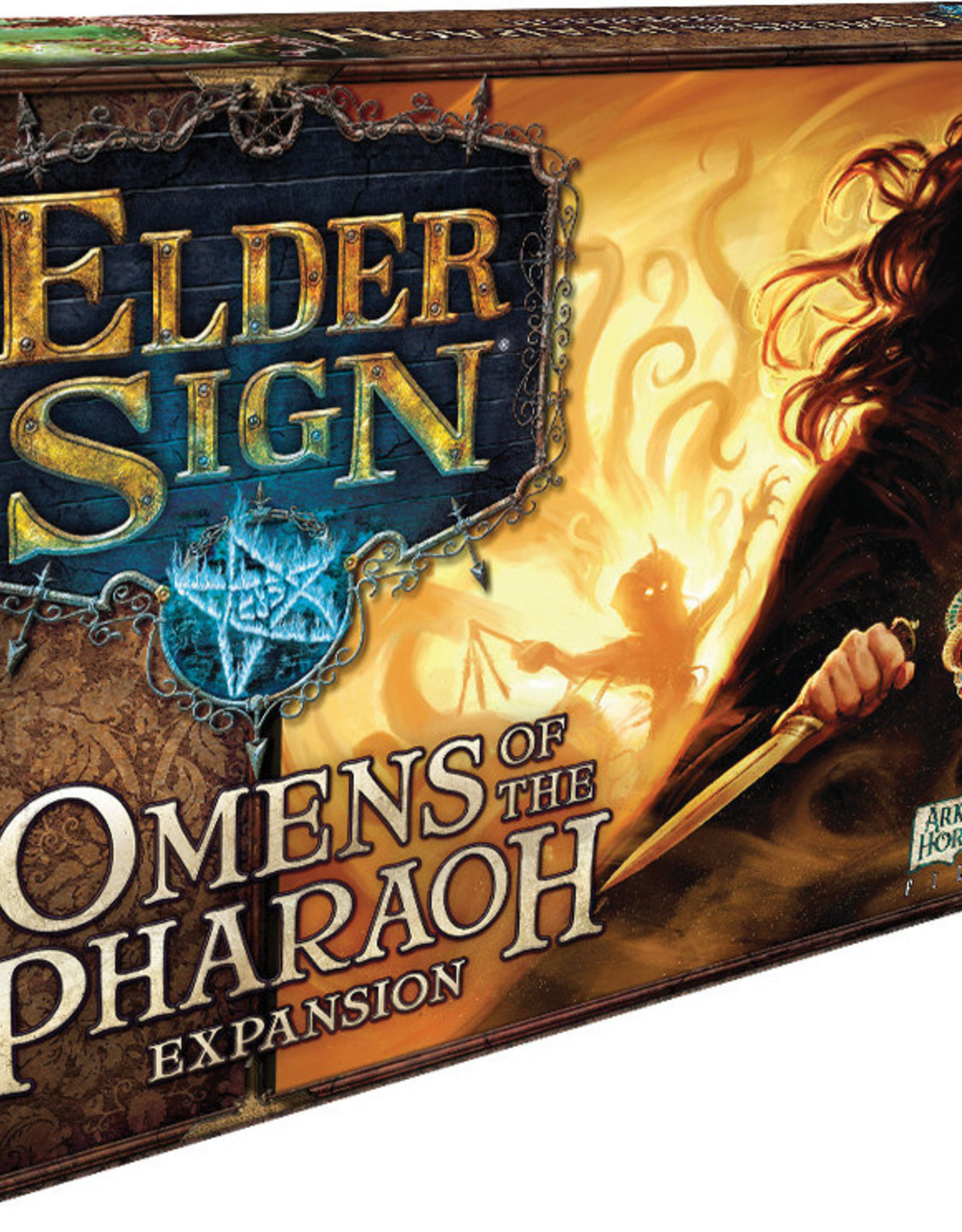 Fantasy Flight Games Elder Sign: Omens of the Pharaoh Expansion