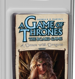Fantasy Flight Games A Game of Thrones Board Game: 2nd Edition - A Dance with Dragons Expansion