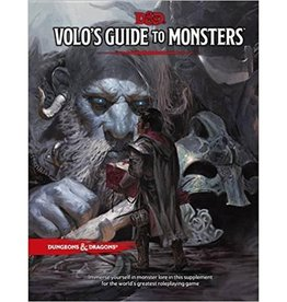 Wizards of the Coast D&D 5E - Volo's Guide to Monsters