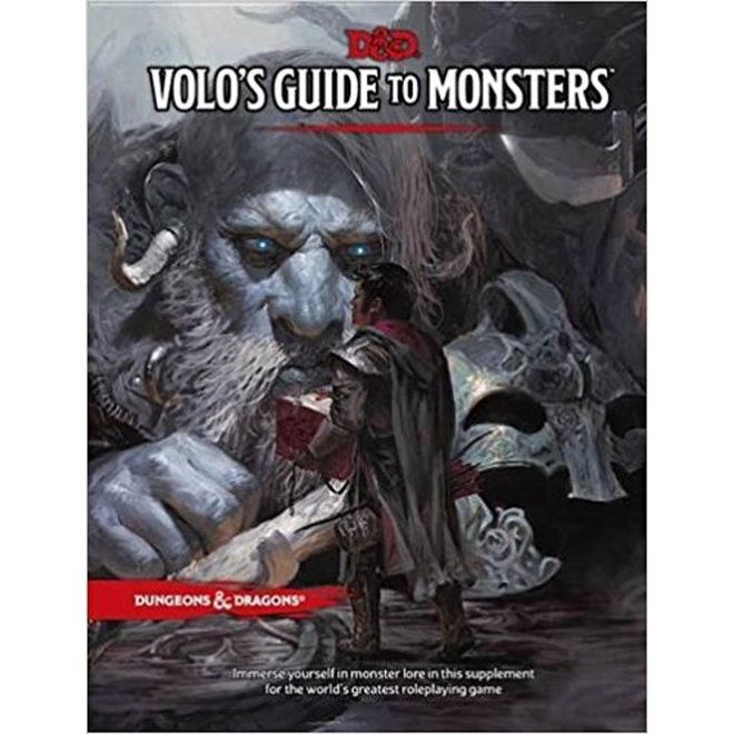 Dungeons & Dragons: 5th Edition - Volo's Guide to Monsters