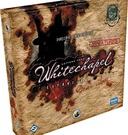 Fantasy Flight Games Letters from Whitechapel: Dear Boss Expansion