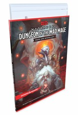 Wizards of the Coast Dungeons & Dragons - Waterdeep: Dungeon Of The Mad Mage - Maps and Miscellany