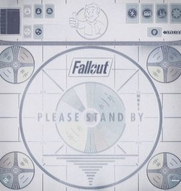 Fantasy Flight Games Fallout: The Board Game - Please Stand By Gamemat