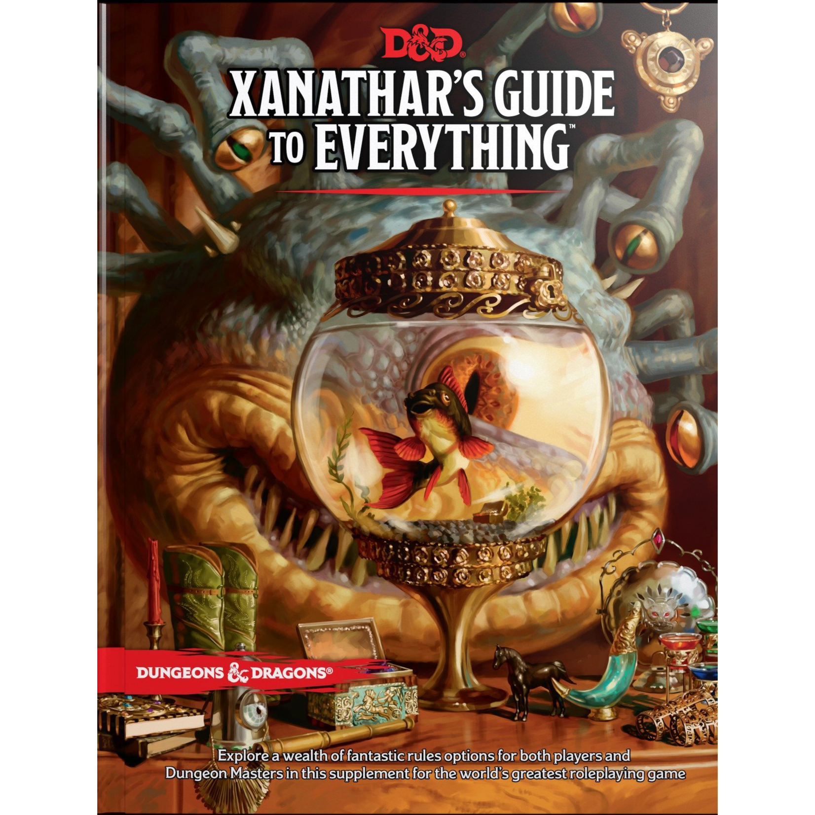 Wizards of the Coast Dungeons & Dragons 5E - Xanathar's Guide To Everything