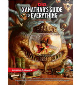 Wizards of the Coast D&D 5E - Xanathar's Guide To Everything