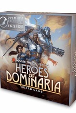 WizKids Magic The Gathering: Heroes of Dominaria Board Game Premium Edition