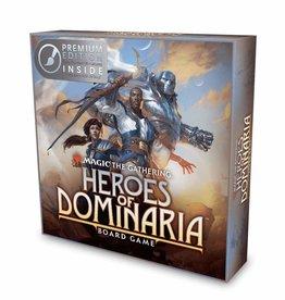 WizKids Magic The Gathering: Heroes of Dominaria Board Game Premium Edition