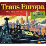 Rio Grande Games TransEuropa with Vexation Expansion