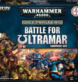 WizKids Warhammer 40,000 Dice Masters: Battle for Ultramar Campaign Box