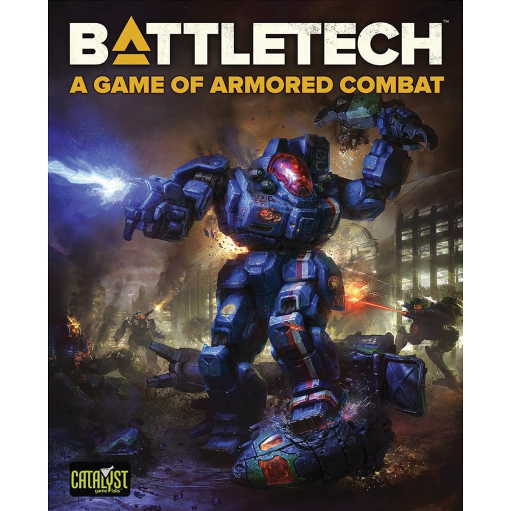 Catalyst Game Labs Battletech: The Game of Armored Combat