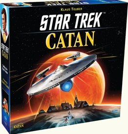 Catan Studios Inc Star Trek Catan (stand alone)