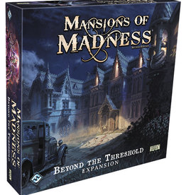 Fantasy Flight Games Mansions of Madness 2nd Edition: Beyond the Threshold Expansion