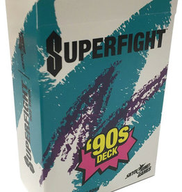 Skybound Entertainment SUPERFIGHT: The `90s Deck