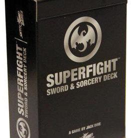 Skybound Entertainment SUPERFIGHT: The Sword & Sorcery Deck