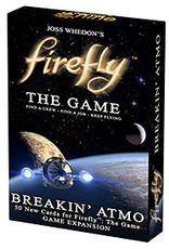 Gale Force Nine Firefly: The Game - Breakin` Atmo Expansion