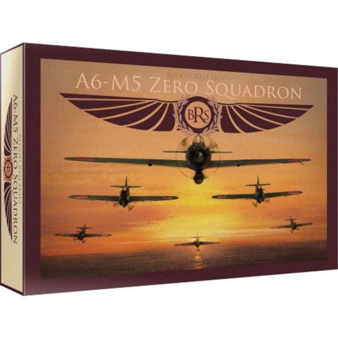 Blood Red Skies: Japanese A6MX `Zero-Sen` - 6 Planes