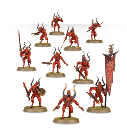 Games Workshop Daemons  Of Khorne: Bloodletters