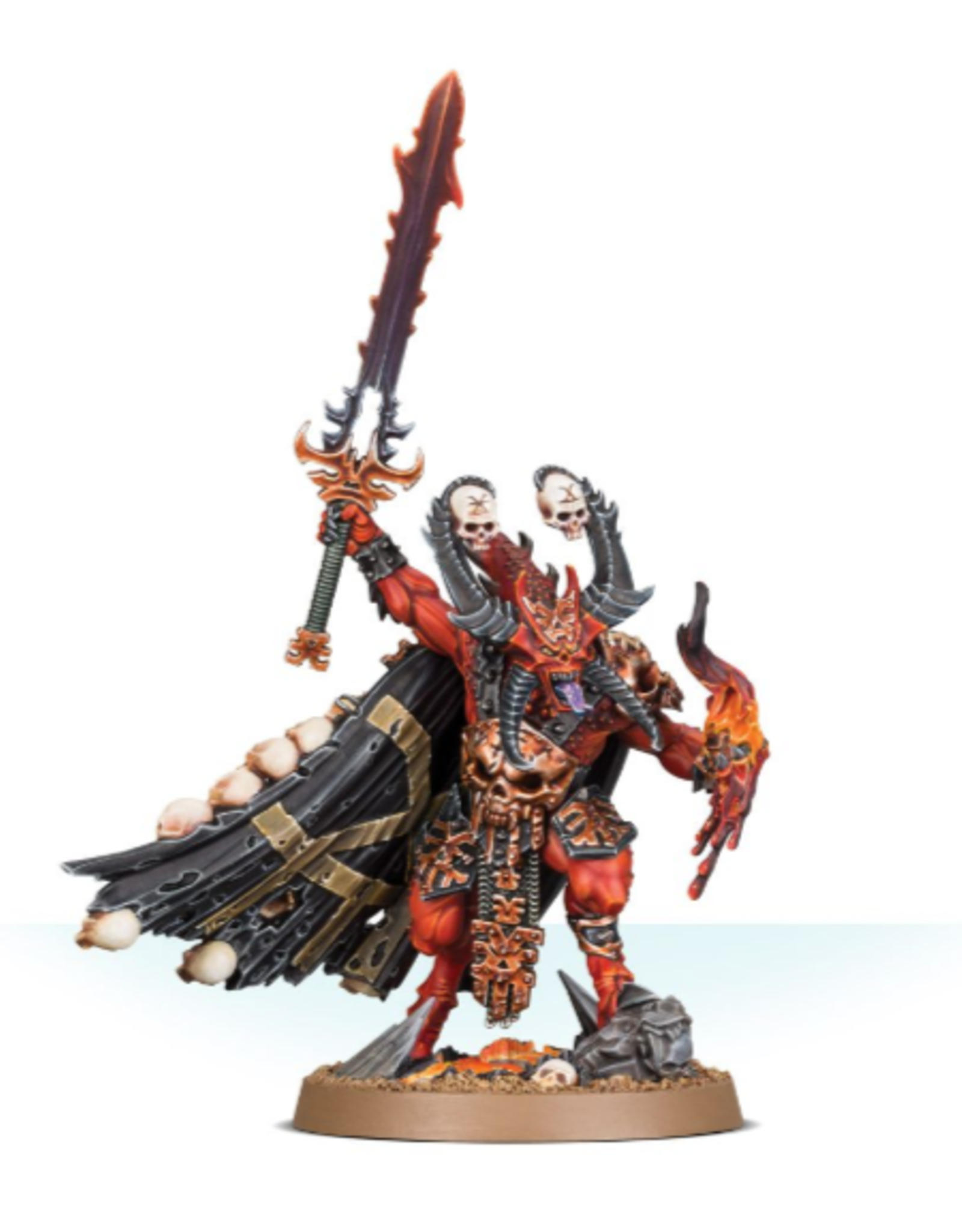 Games Workshop Daemons  Of Khorne: Skulltaker