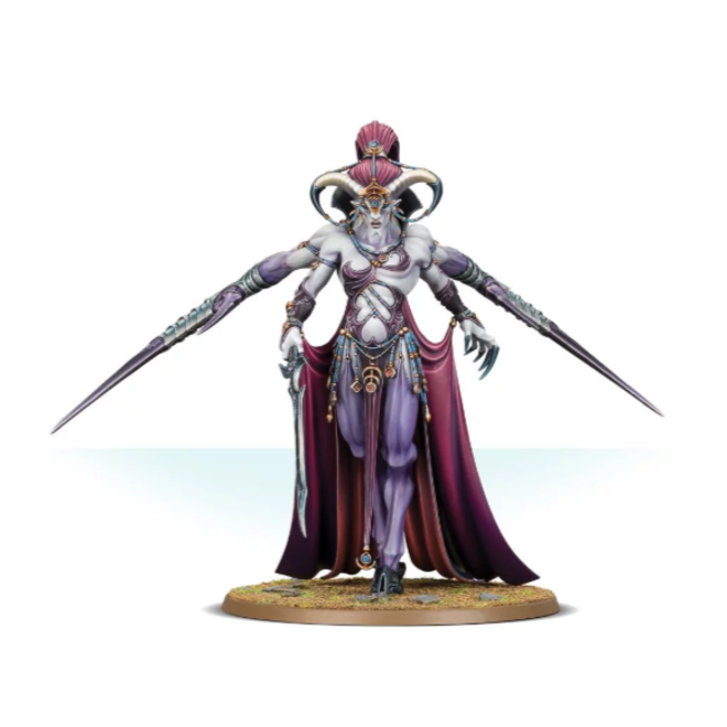 Daemons Of Slaanesh: Keeper Of Secrets
