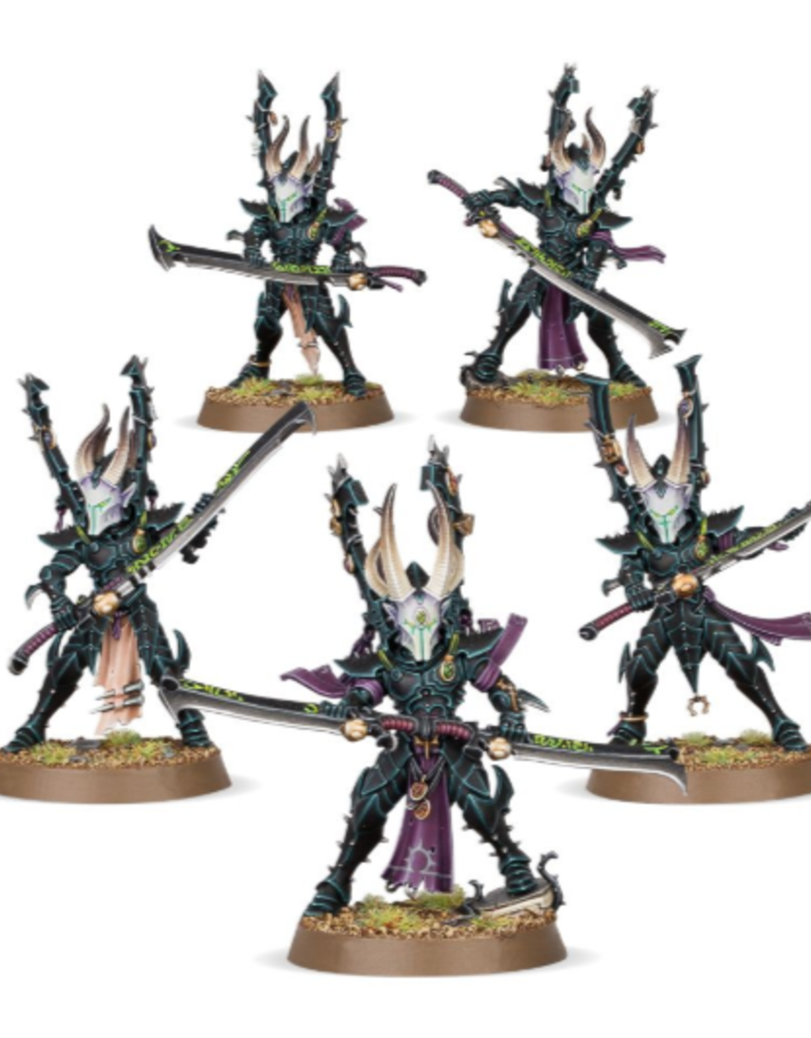 Games Workshop DRUKHARI  INCUBI