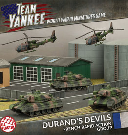 Battlefront Miniatures Ltd TY | Durand's Devils (Plastic Army Deal)