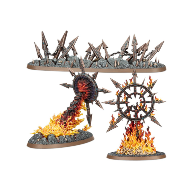 Endless Spells: Slaves to Darkness
