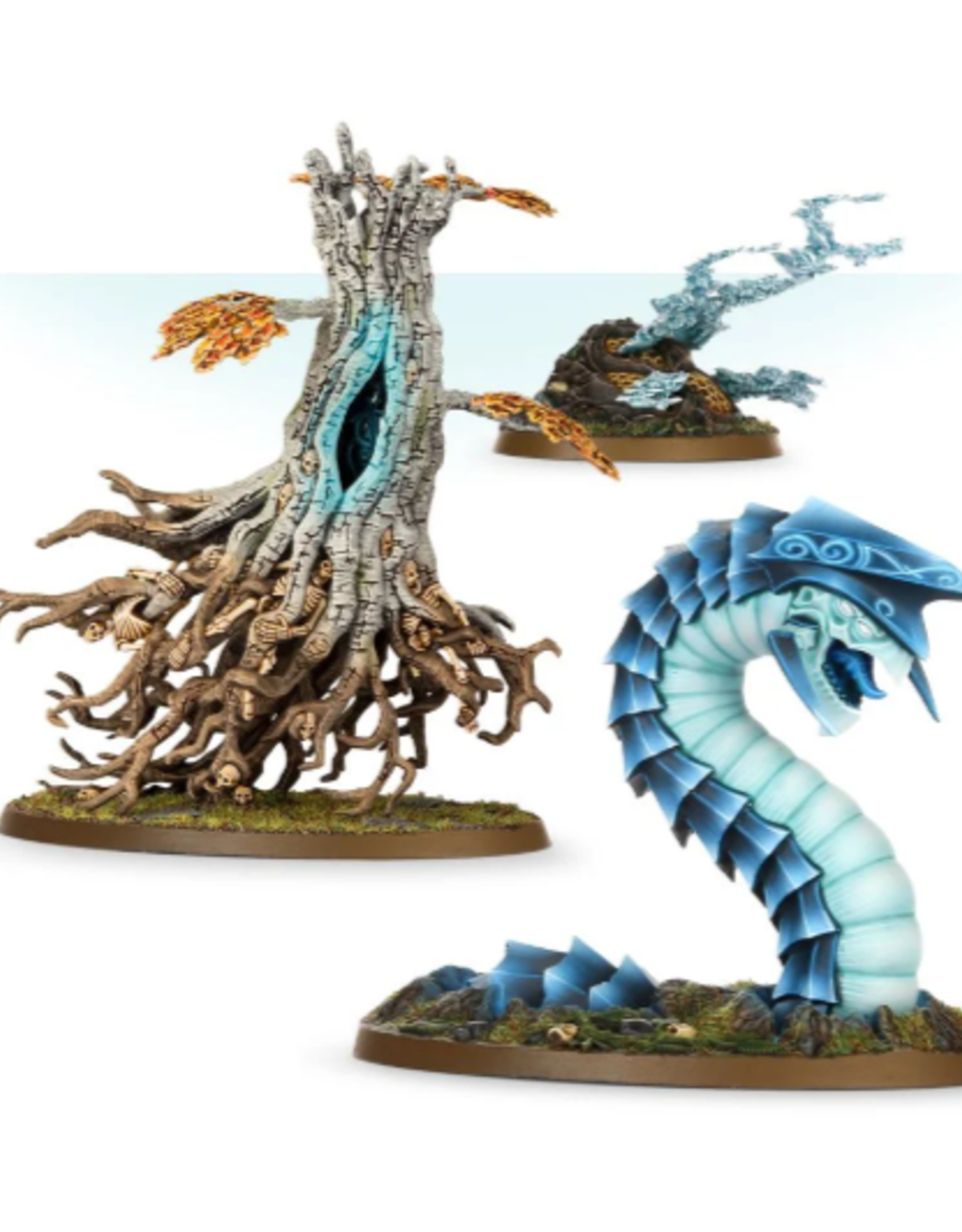 Games Workshop ENDLESS SPELLS: SYLVANETH