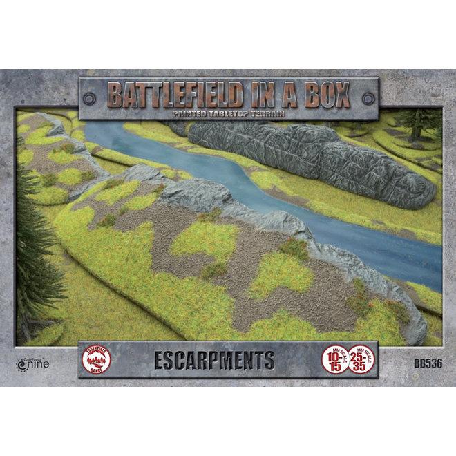 Escarpments - 15mm/30mm