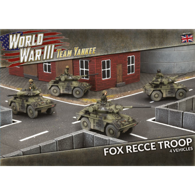 Team Yankee - World War III | Fox Recce Troop