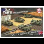 Battlefront Miniatures Ltd TY   FV432 or Swingfire Troop