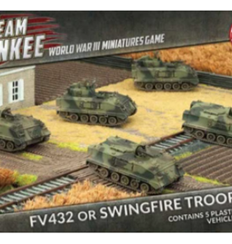 Battlefront Miniatures Ltd TY | FV432 or Swingfire Troop