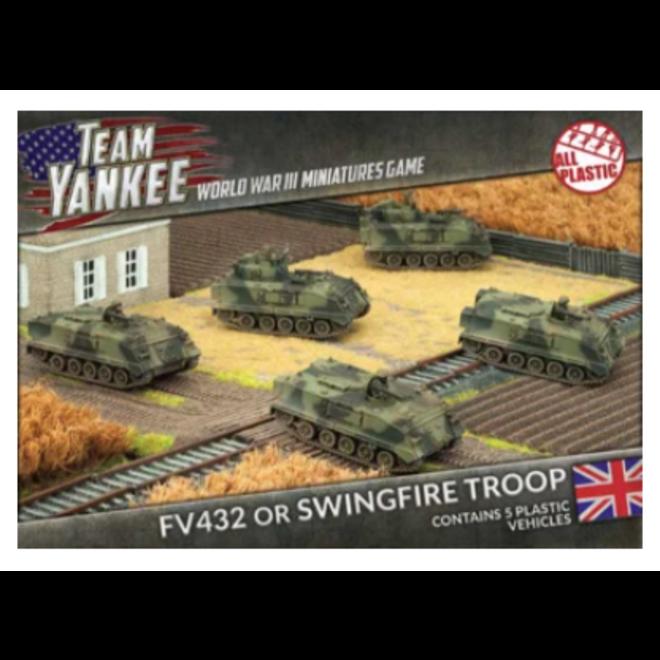 Team Yankee - World War III   FV432 or Swingfire Troop